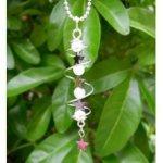 Gemstone pendant