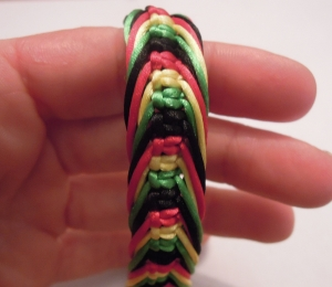 Rasta Macrame tutorial jewellery making tutorials