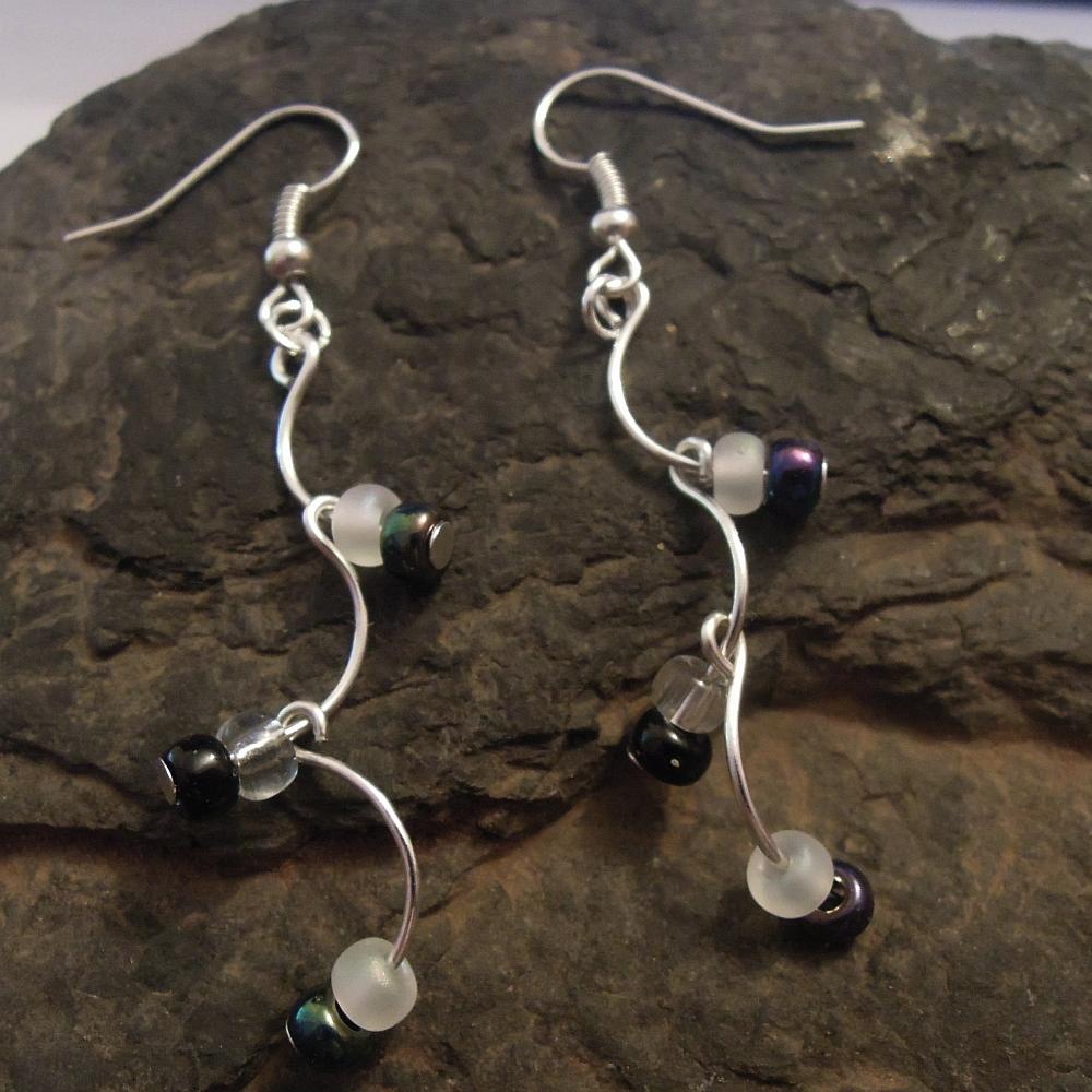 Earring jewellery making tutorials