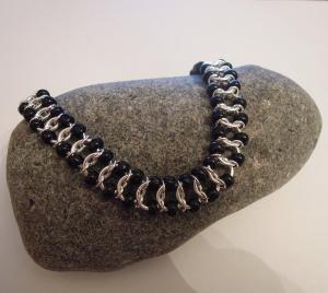Centipede maille jewellery making tutorials