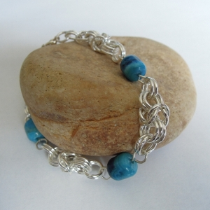 Byzantine & Gemstone jewellery making tutorials